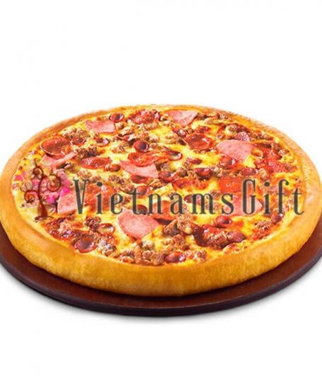 Supreme Meat Lover'S Pizza Hut