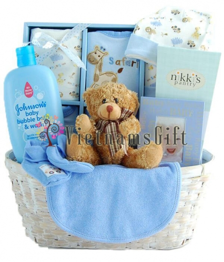 Baby Gift - Welcome, My Dear