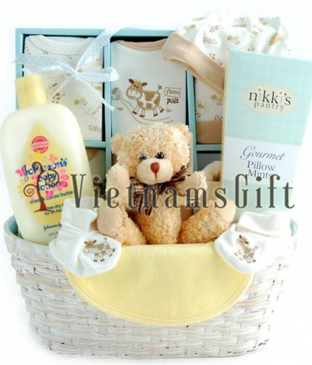 Baby Gift - Cloudless Sky