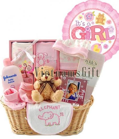 Baby Gift - Hello, SweetHeart