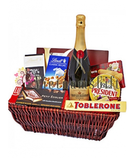 Chocolate Basket - Assorted Gifts