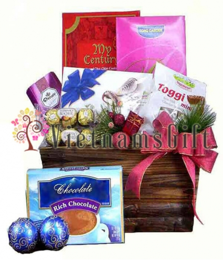 Gift Basket - Famous Gourment