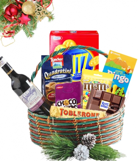 Christmas Ideal Gift - Gift Basket -
